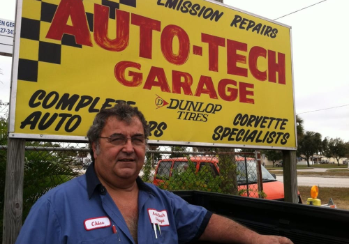 about auto tech garage st petersburg fl