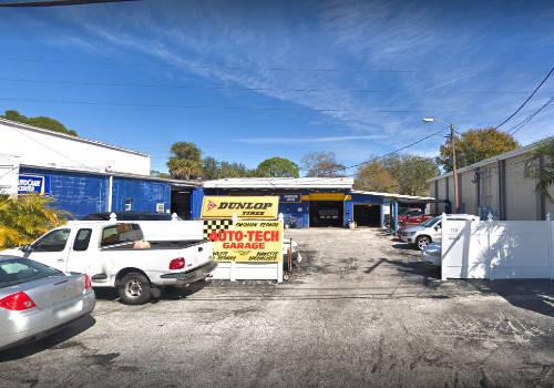 contact auto tech garage st. petersburg fl