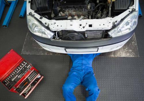 under the car auto tech garage st petersburg fl